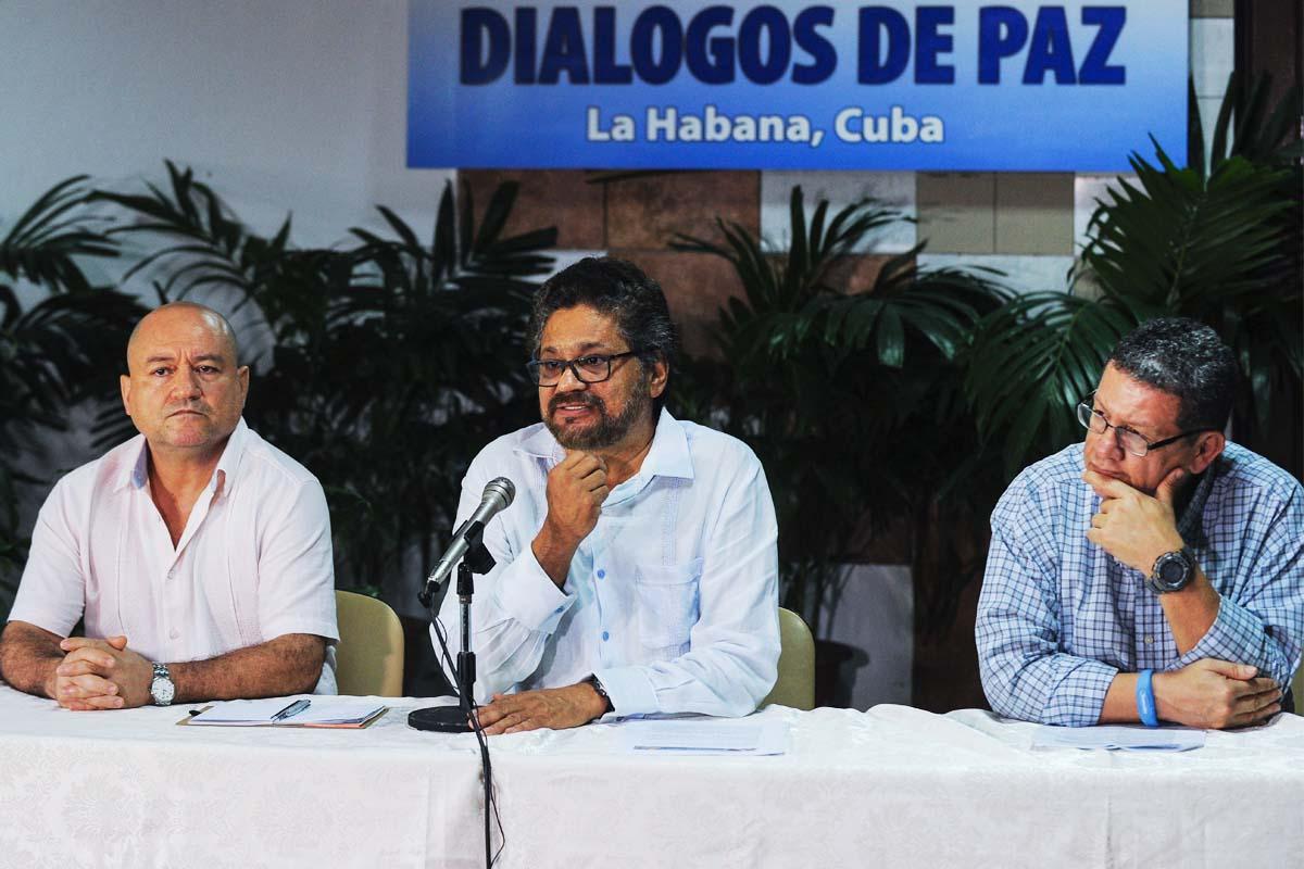 No esperemos la rendición de las FARC