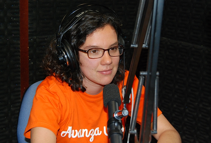 La voz de Sara Abril es también la mía
