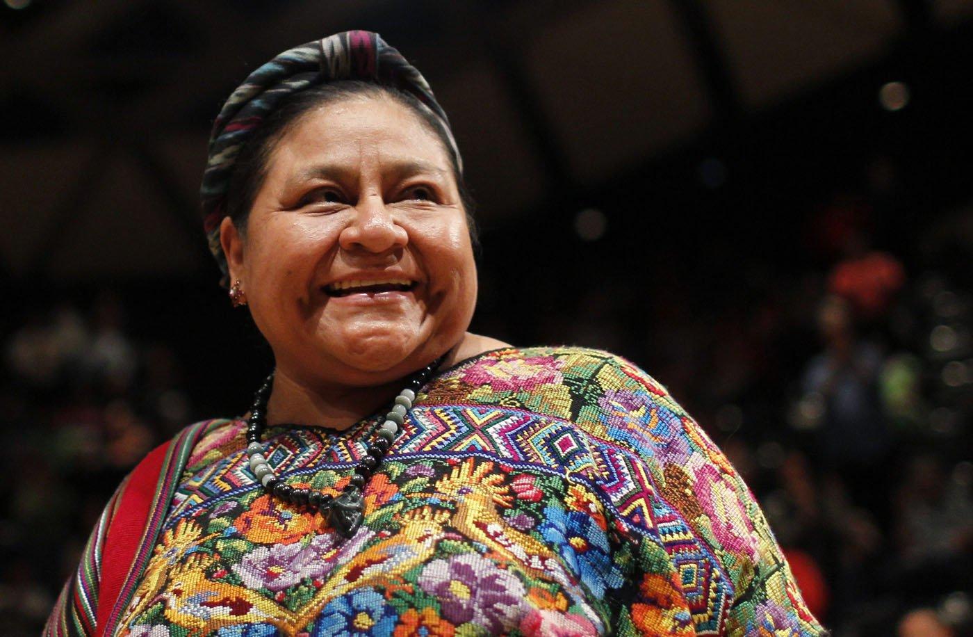Sobre el proceso de La Habana y algunos comentarios de Rigoberta Menchú