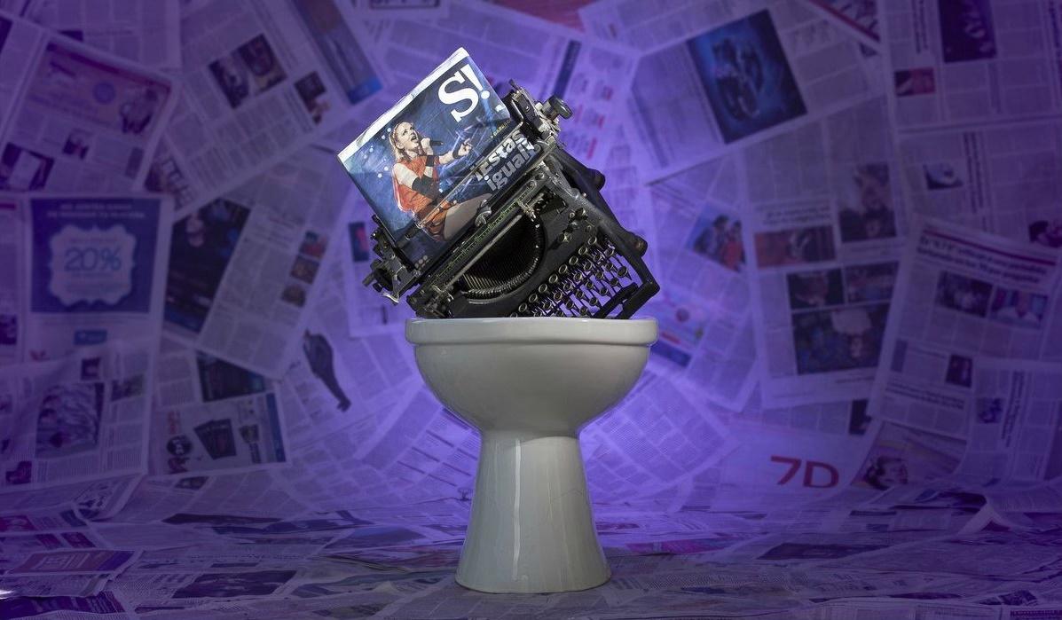 Una nueva moda del periodismo: portales basura