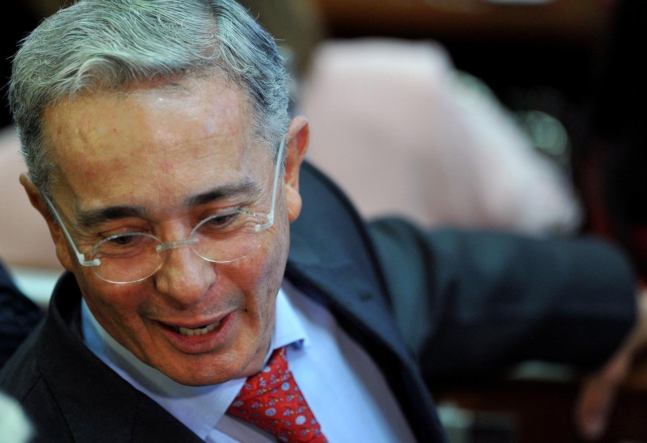 Uribe no tiene la autoridad moral para juzgar algo que él no pudo hacer