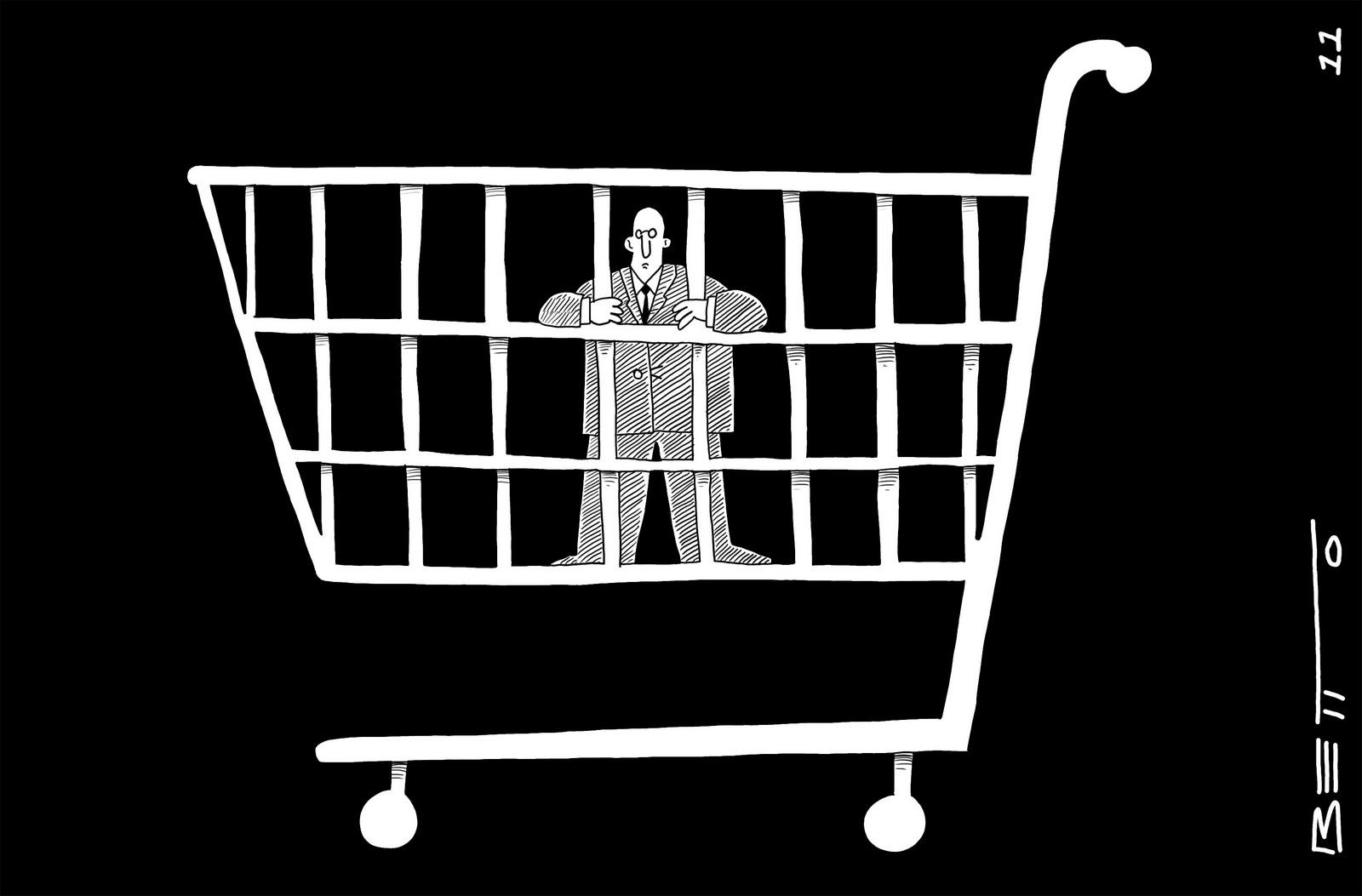Consumismo feroz