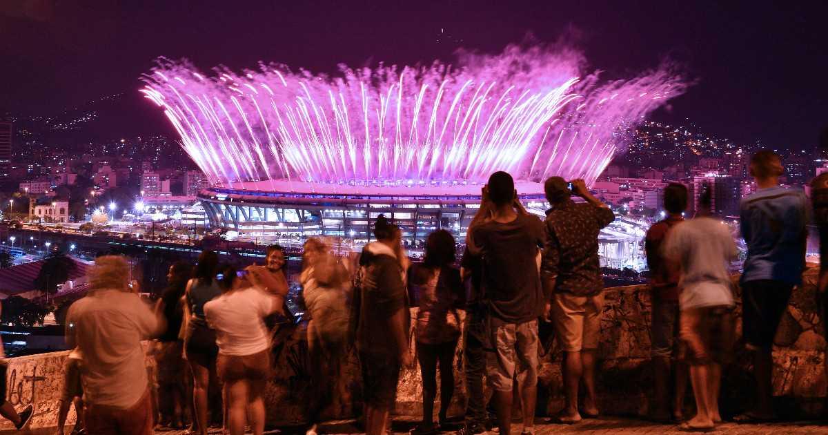 #Río2016 y el simbolismo