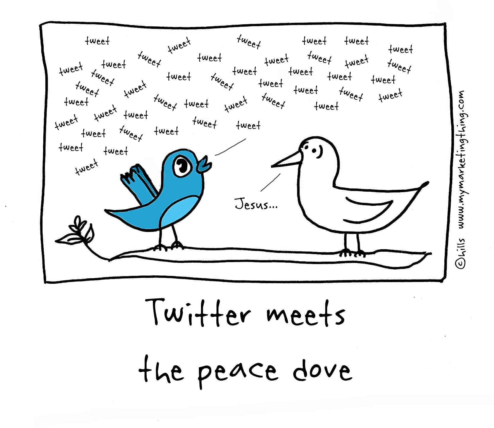 Engañar y persuadir en tiempos de Paz