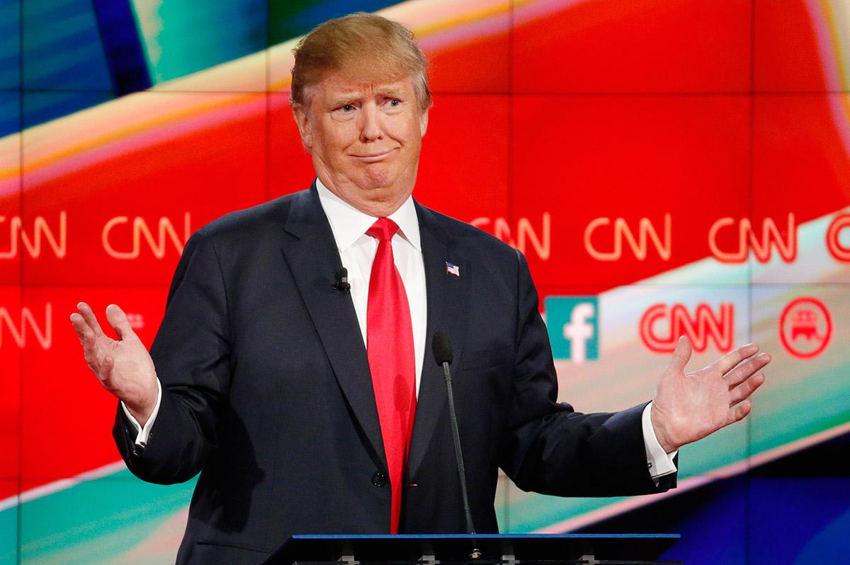 Trump: Cuando el sistema se escupe en la cara (contiene spoilers)