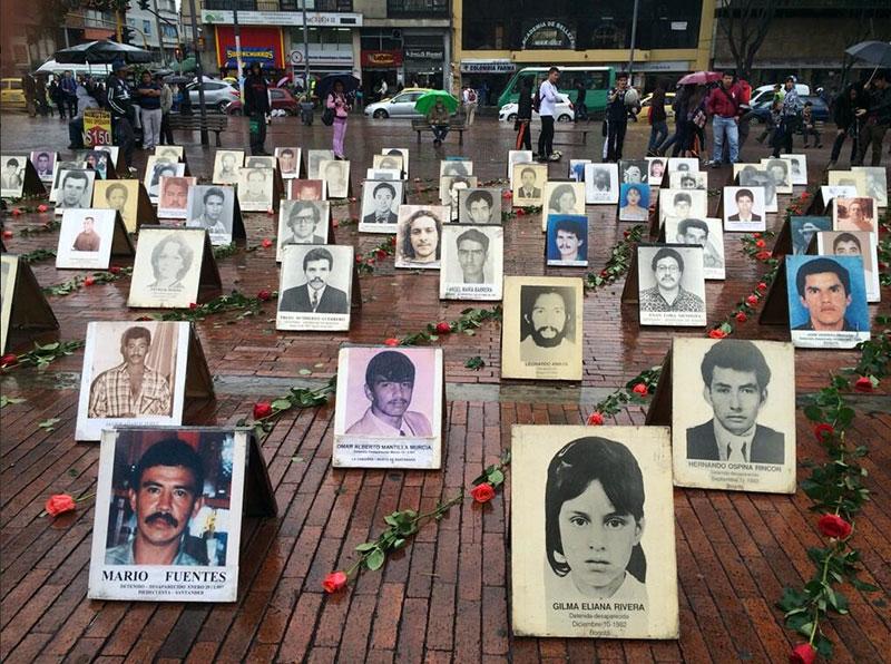 Colombia desaparecida