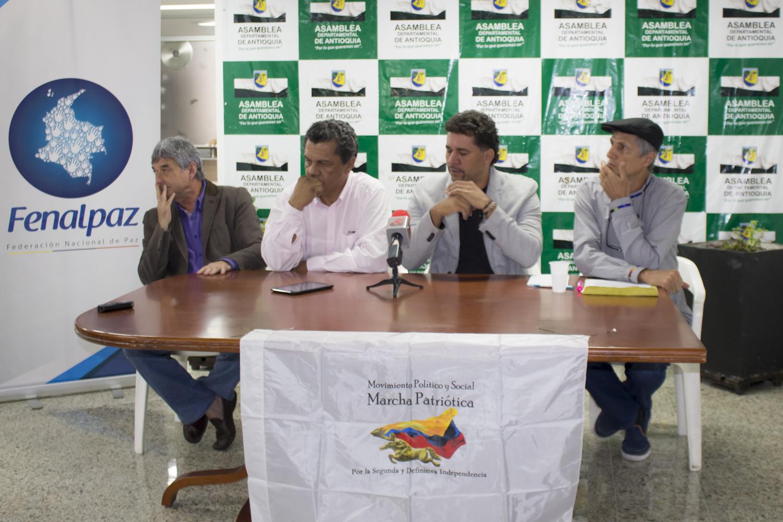 Sí están desapareciendo líderes sistemáticamente en Colombia