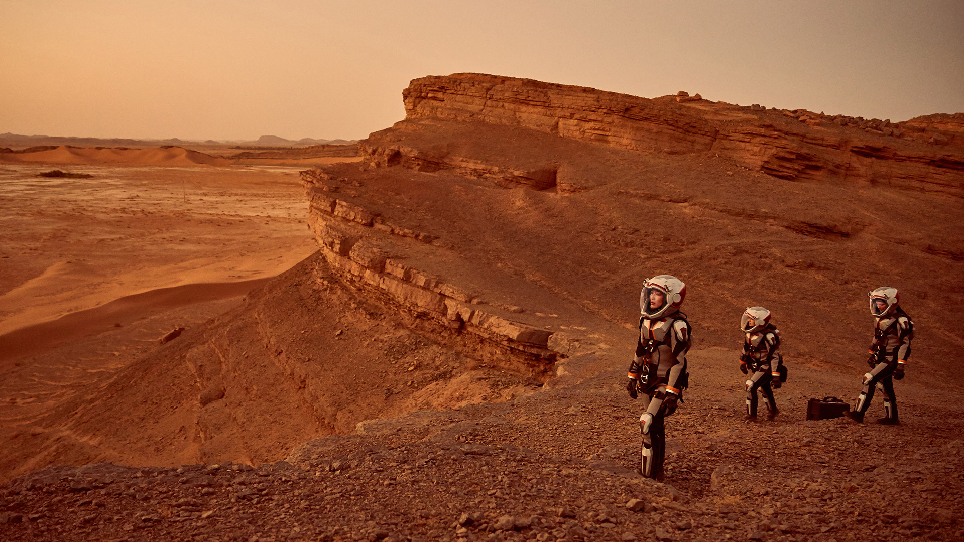 Colonicemos Marte