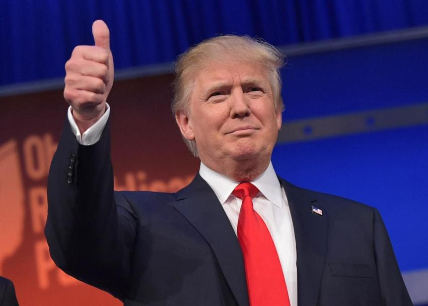 Donald Trump: el mamerto