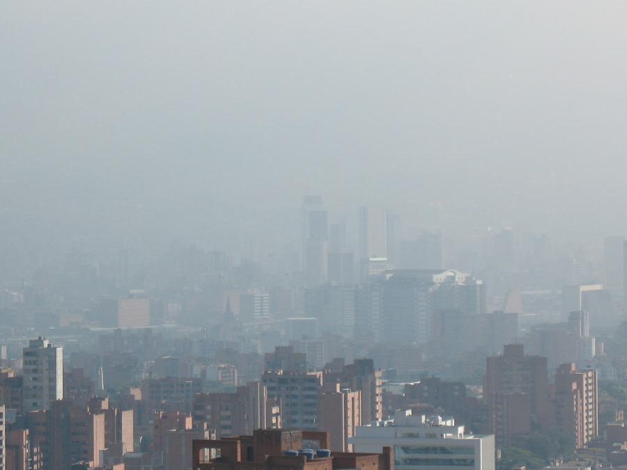 Medellín se ahoga