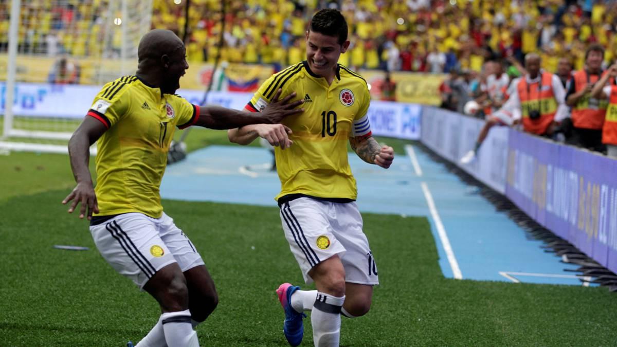 El espejo de la Selección Colombia