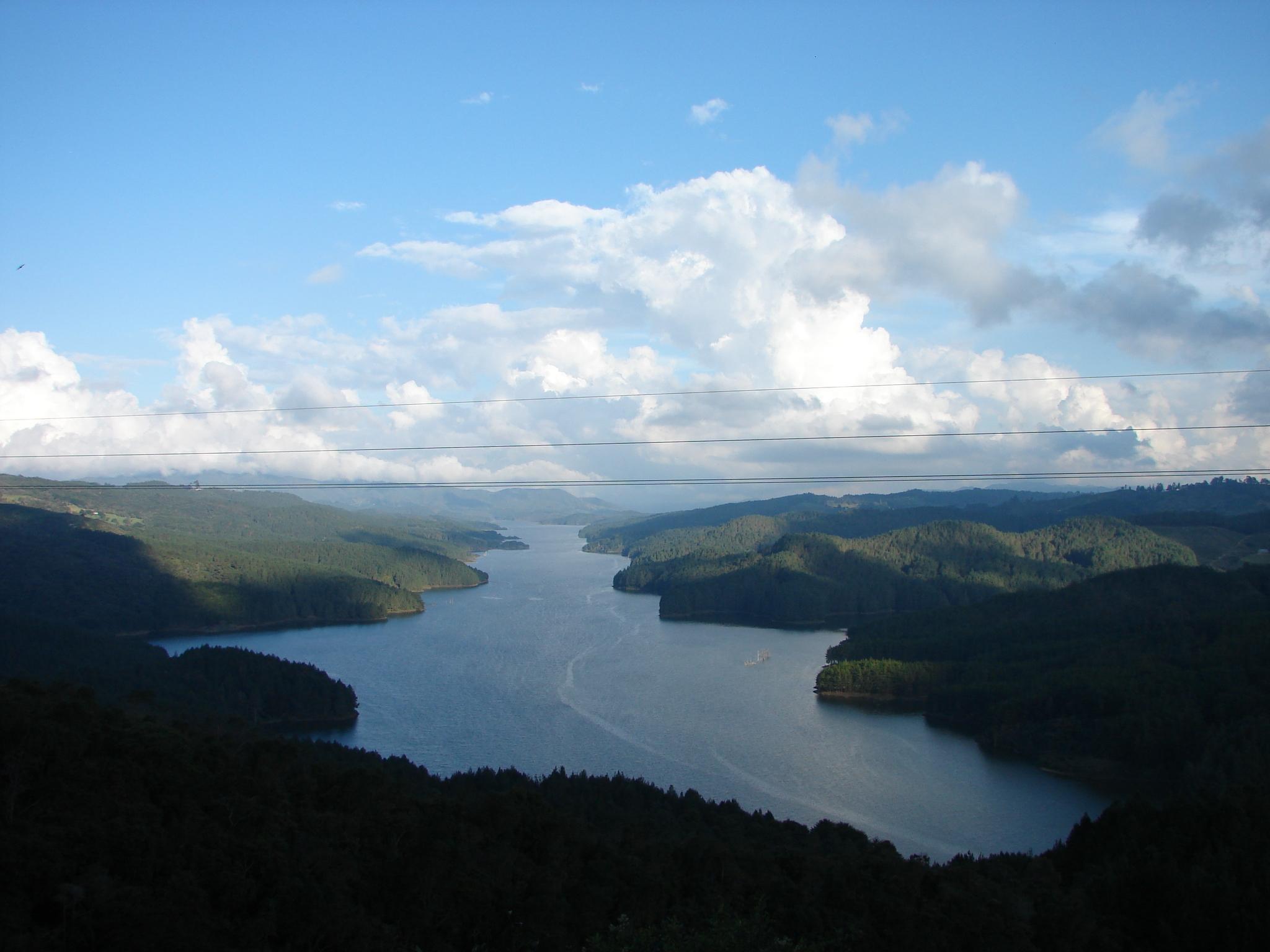 ¿A dónde irá a parar el agua en Antioquia?