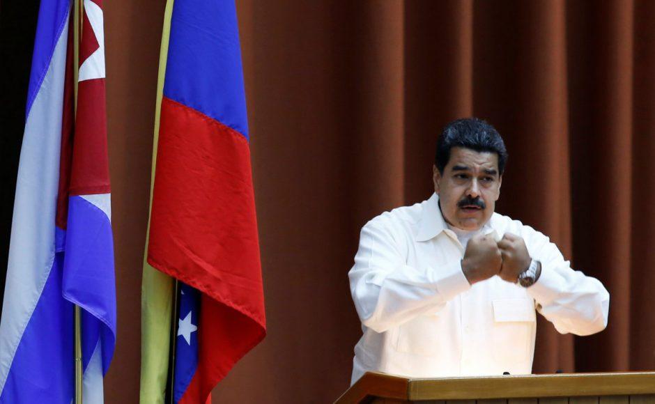 Lucha por el poder en el chavismo