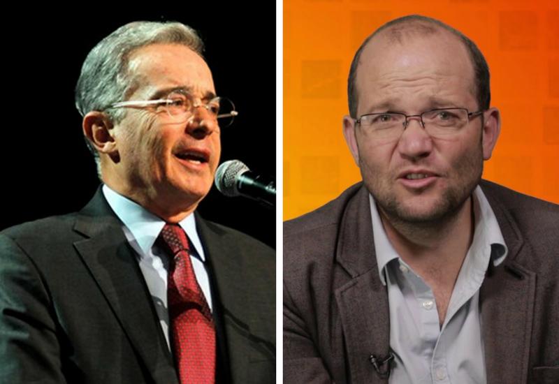 Uribe contra los periodistas
