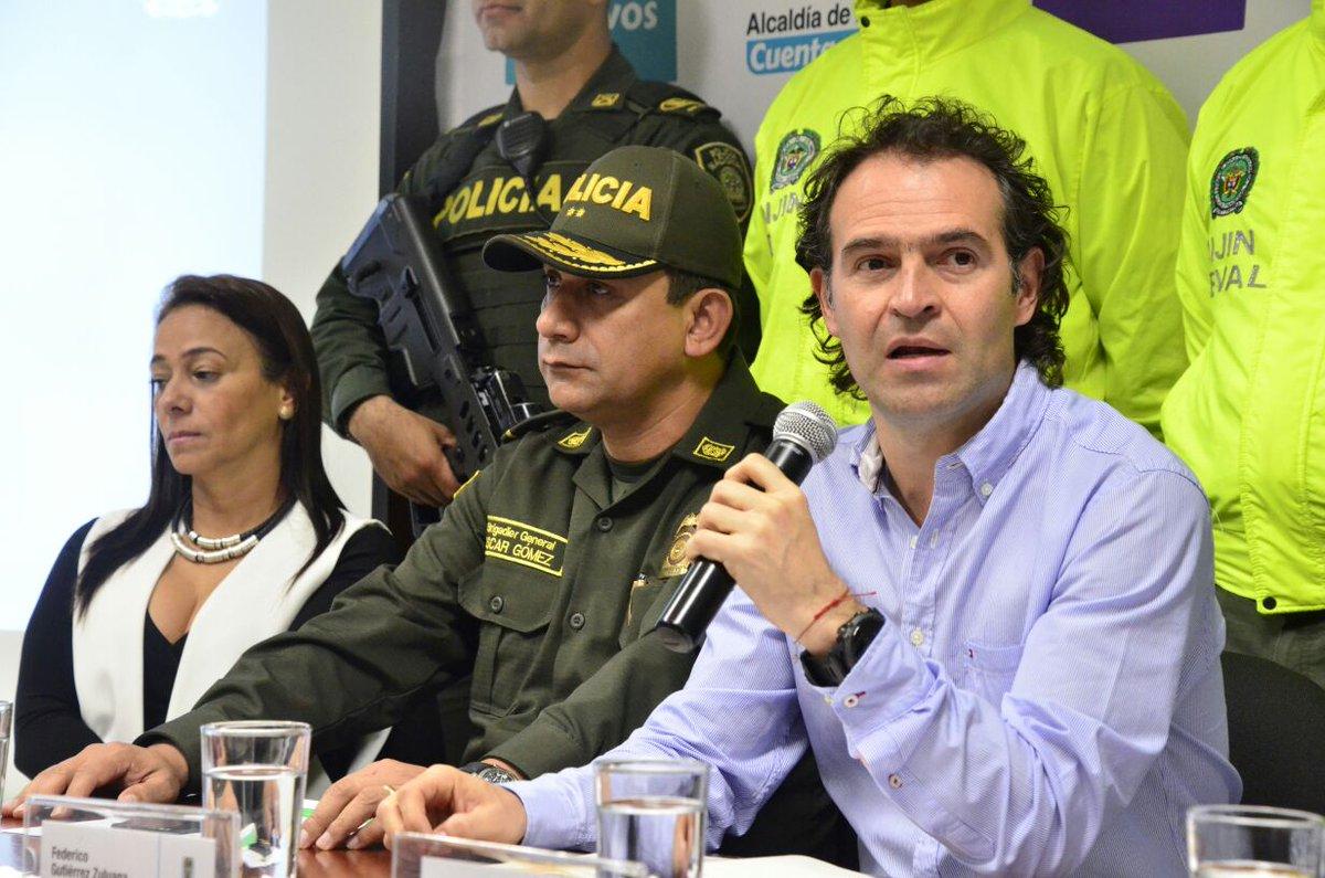 Reto a Federico Gutiérrez