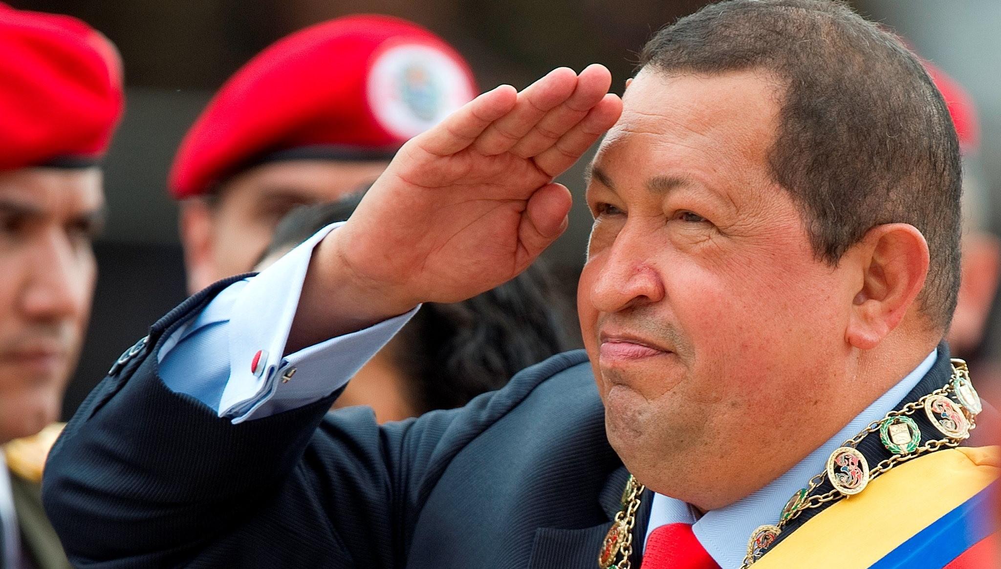 Chávez es el responsable