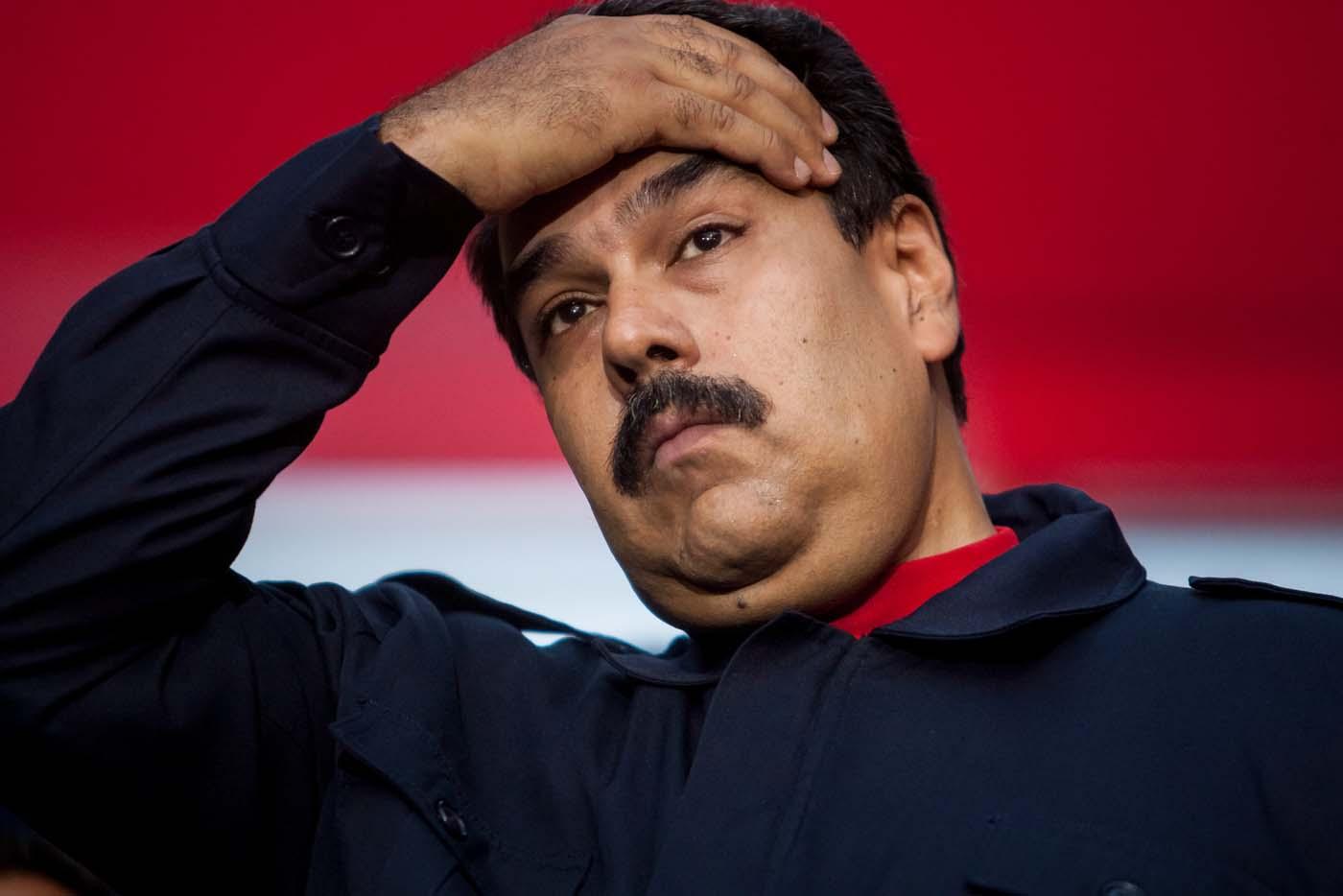 Maduro: un civil fofo