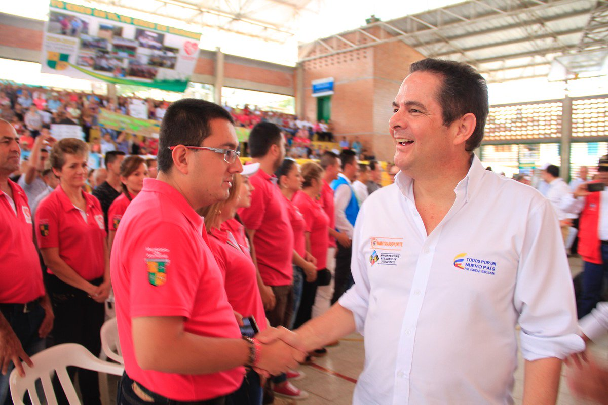 Vargas Lleras presidente