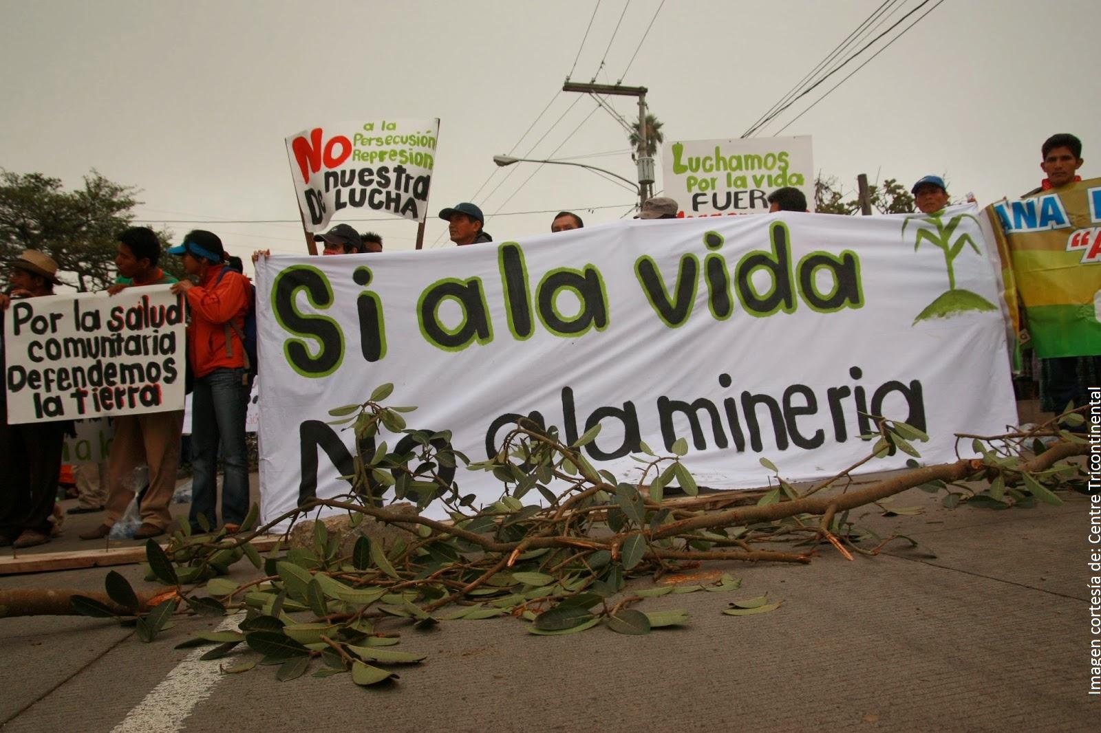 Soberanía multinacional: Caso Cajamarca