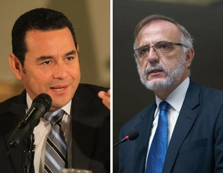 Crisis de Estado en Guatemala