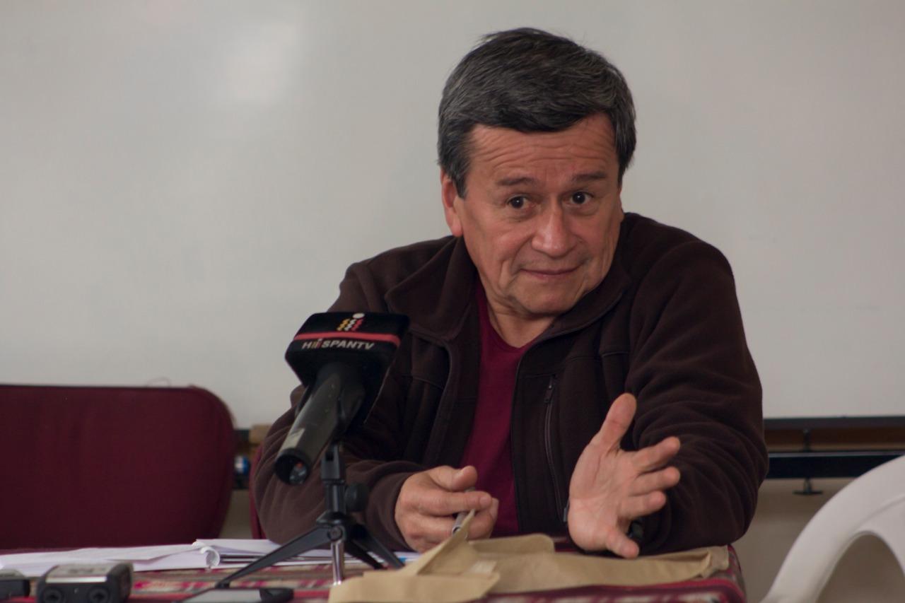 """""""El cese al fuego no puede ser express"""":Pablo Beltrán"""