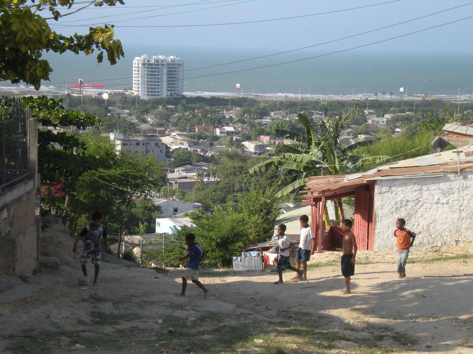 Las estirpes en el inacabado huracán de Cartagena