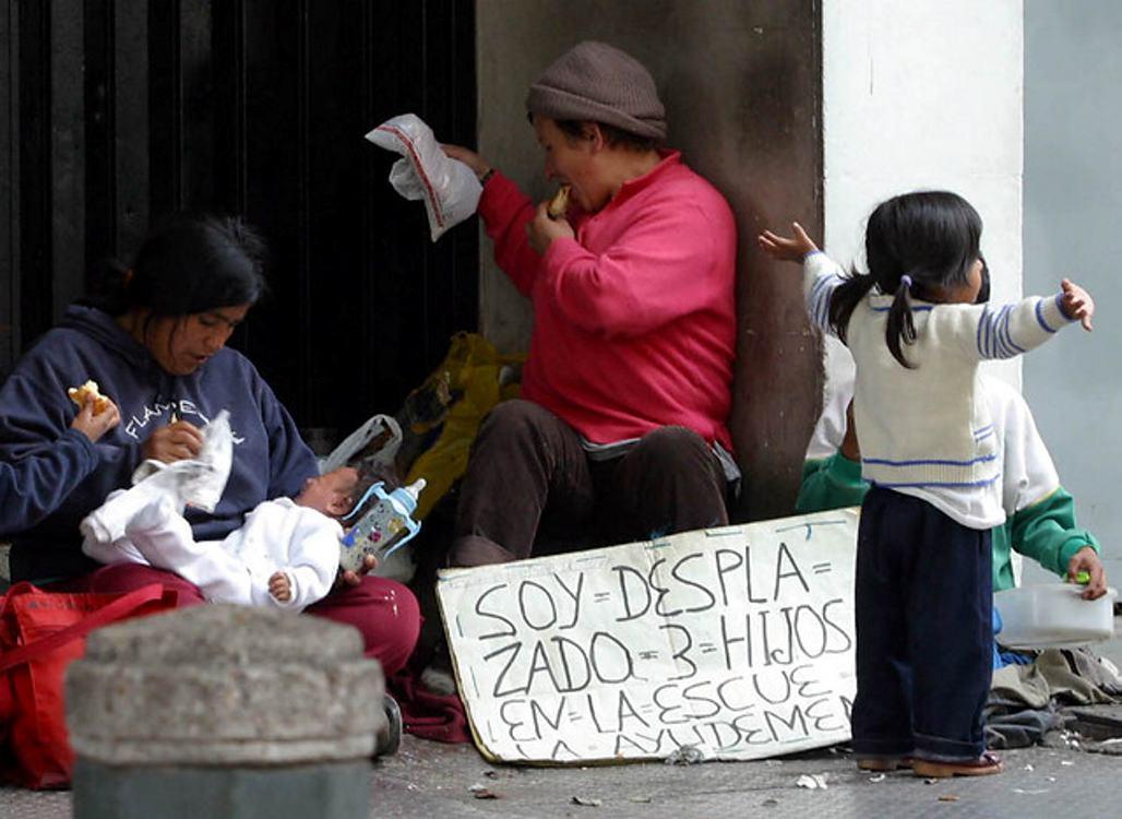 En Colombia no hay democracia