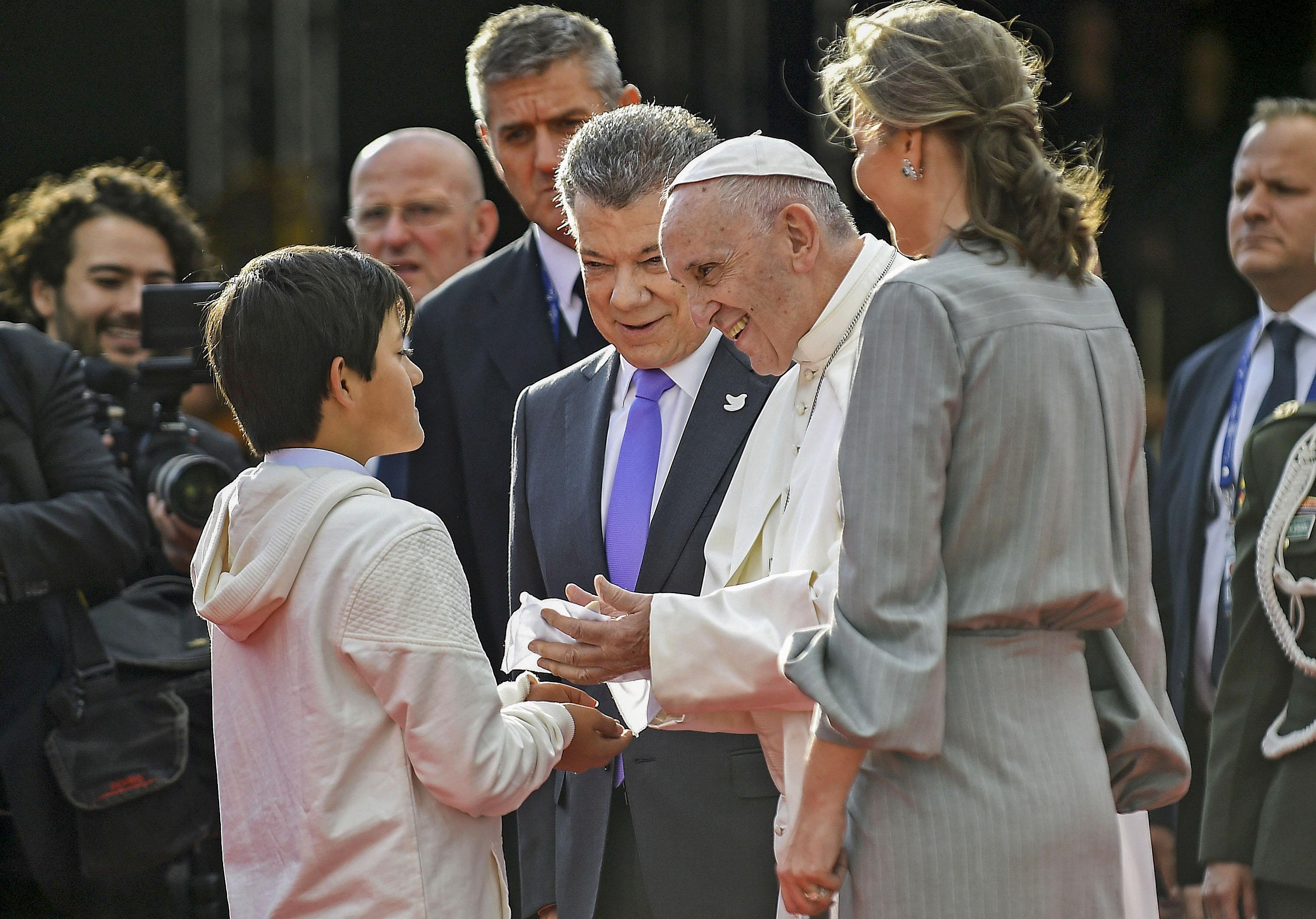 La refrendación del Papa