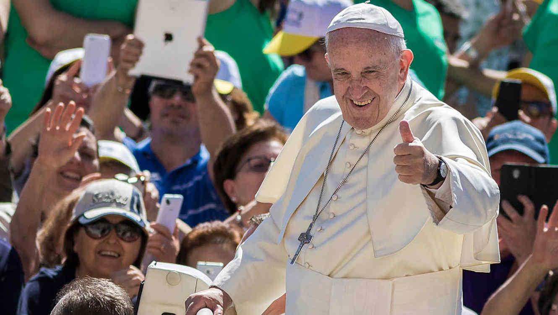 Una historia no contada de la visita del Papa Francisco