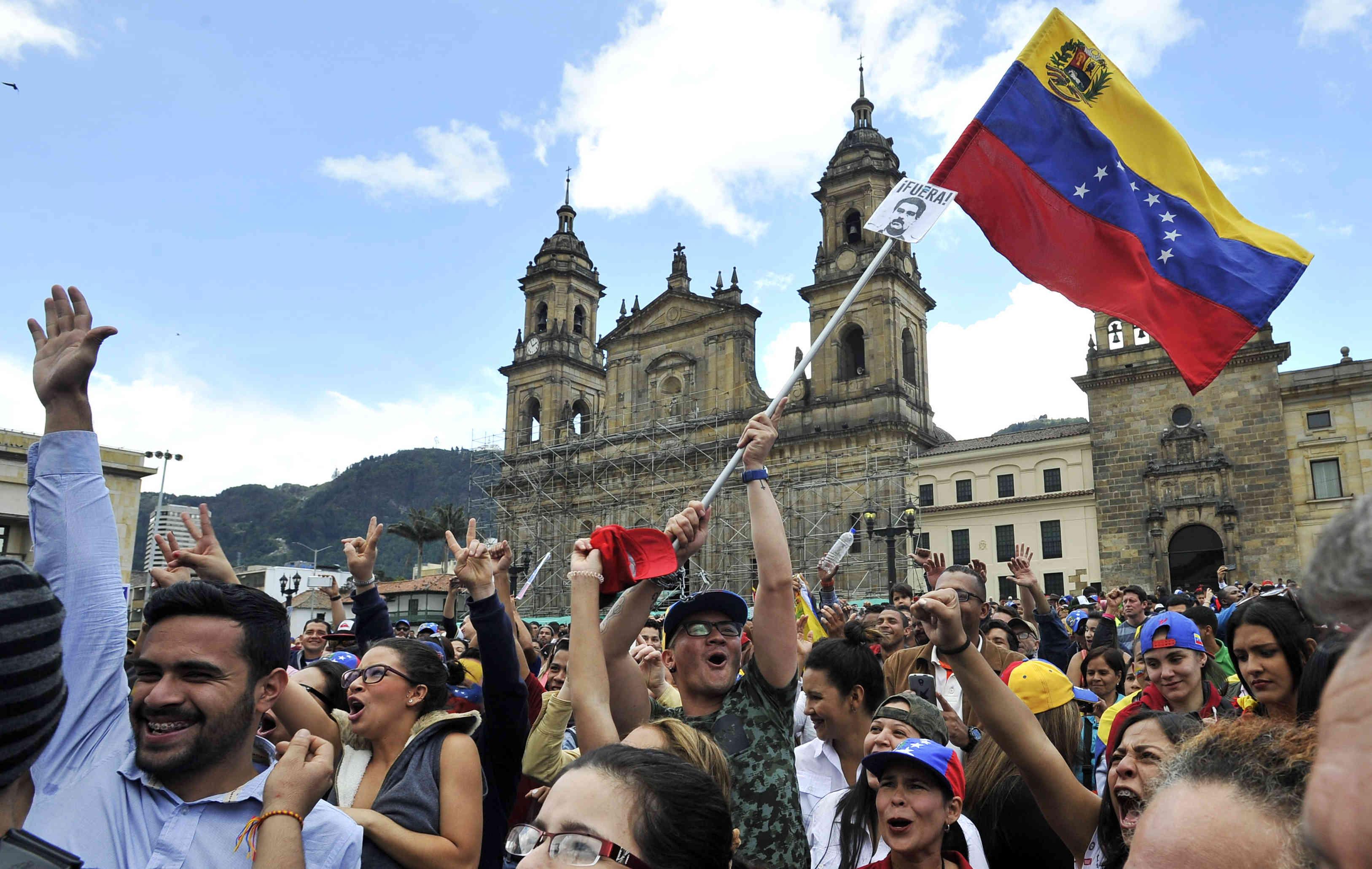 Solidaridad con los venezolanos: ¿Sí, pero no?