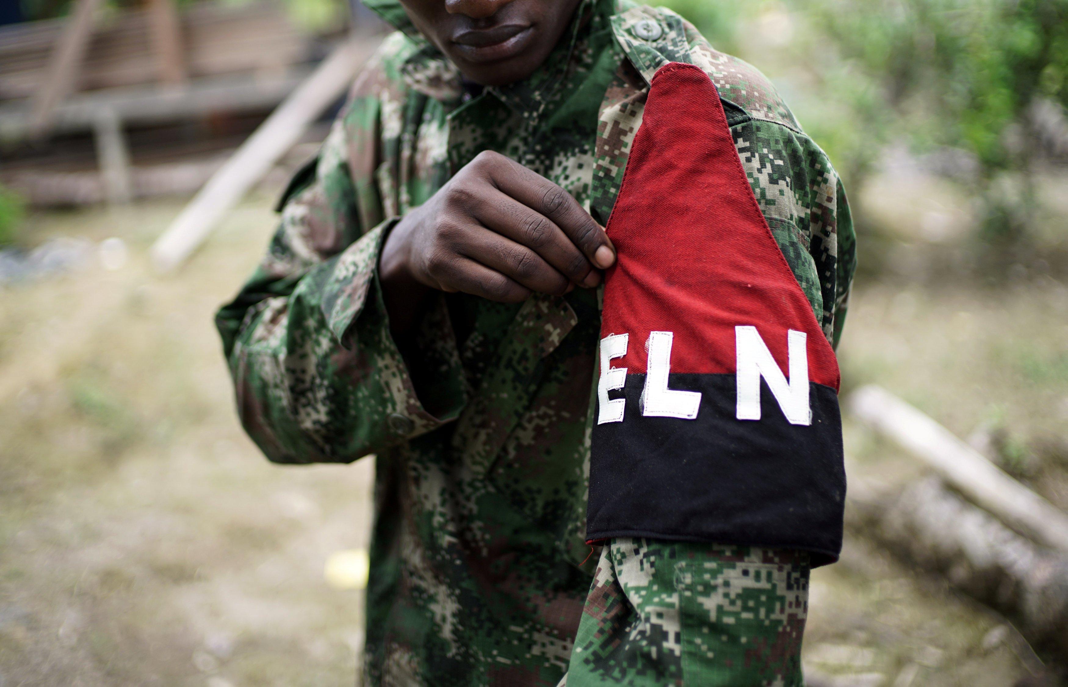 ELN: ¿Ejército De Liberación Nacional?