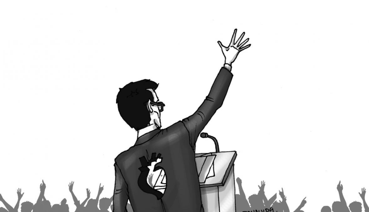Farándula y política, el reflejo de una sociedad