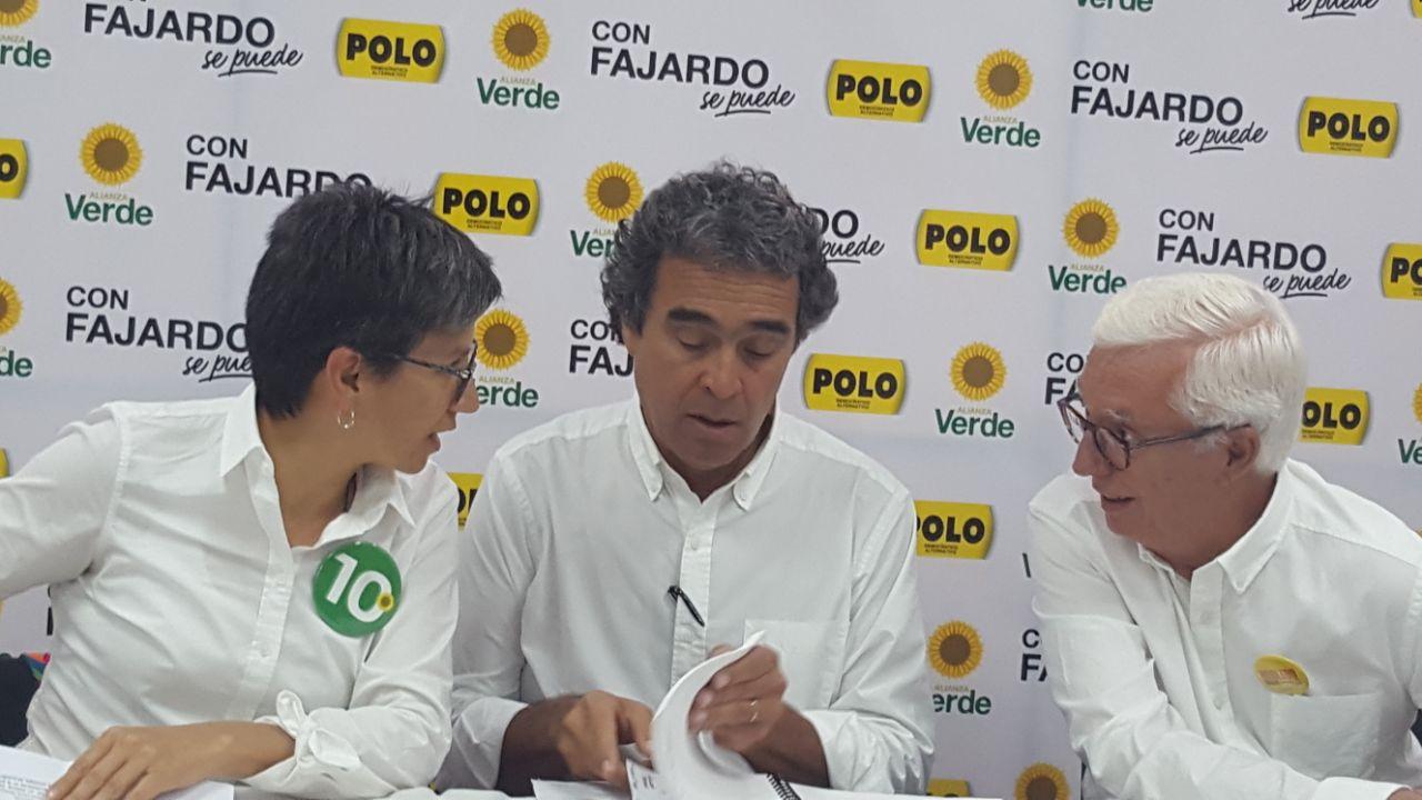 Errores de la Coalición Colombia