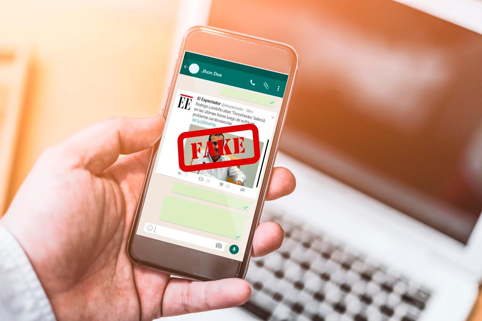 WhatsApp, el medio de desinformación más veraz de Colombia