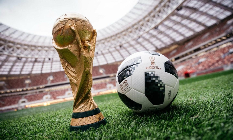 El mundo a los pies de un balón