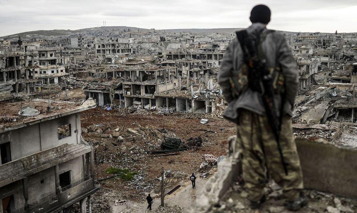 El mundial de Siria