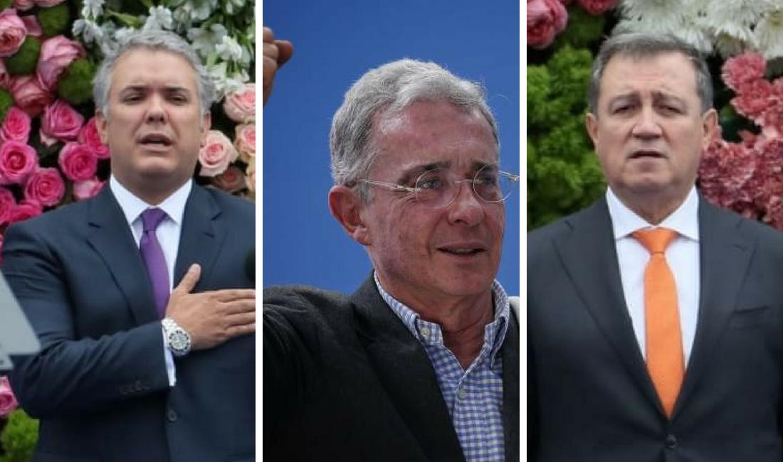 La paz: entre Duque, Uribe y Macías