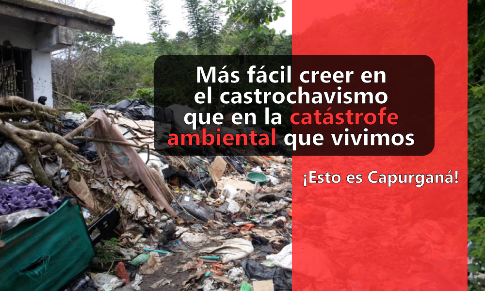 Basura a cielo abierto en Costa colombiana, un problema mayor
