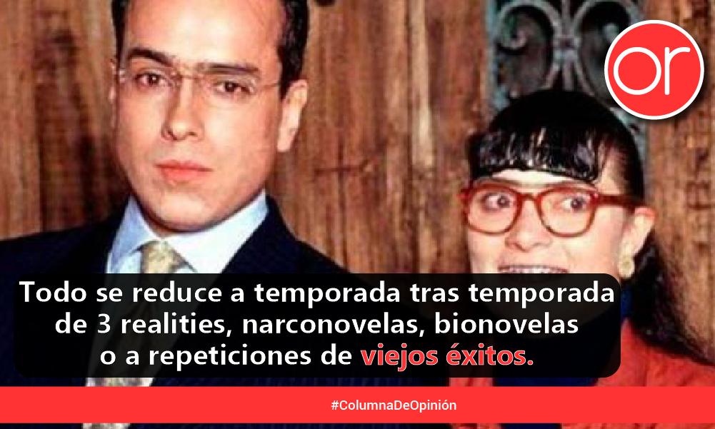 La TV colombiana en su laberinto