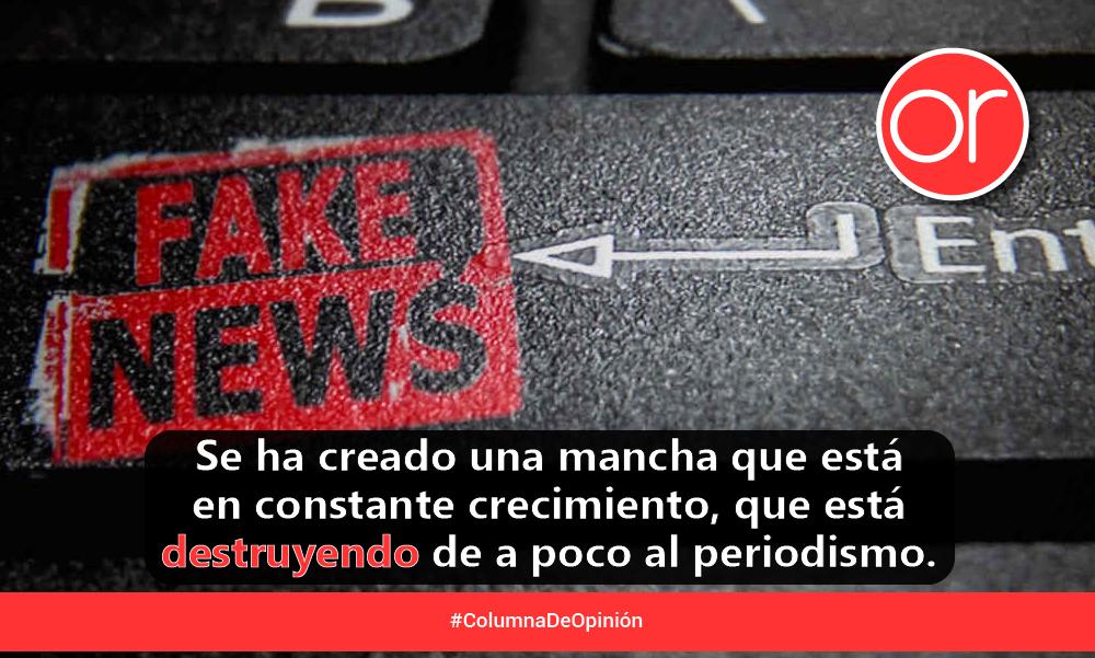 Fake news o noticias falsas, una mancha creciente en la comunicación