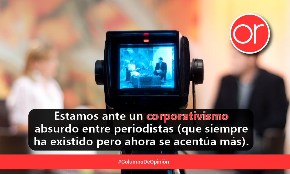 De paso por los medios de comunicación en Colombia