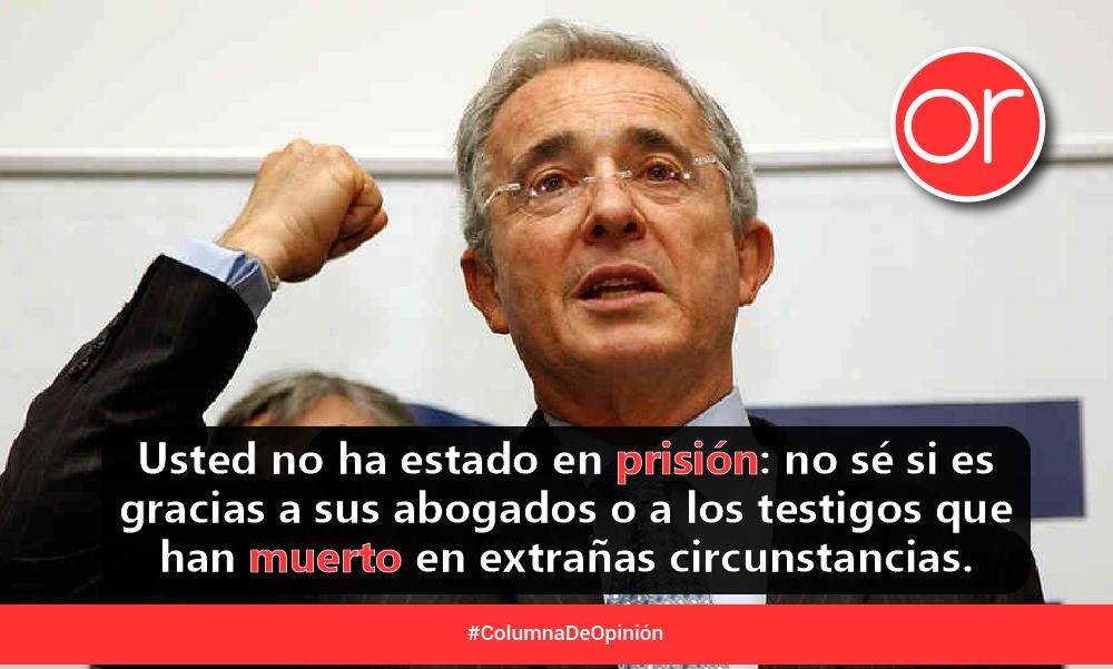 La comodidad de Uribe vs. la protesta de la minga