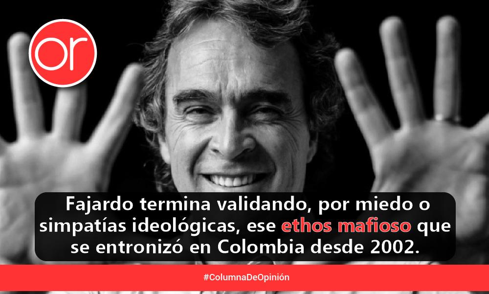 Sergio Fajardo, ¿un político de centro?