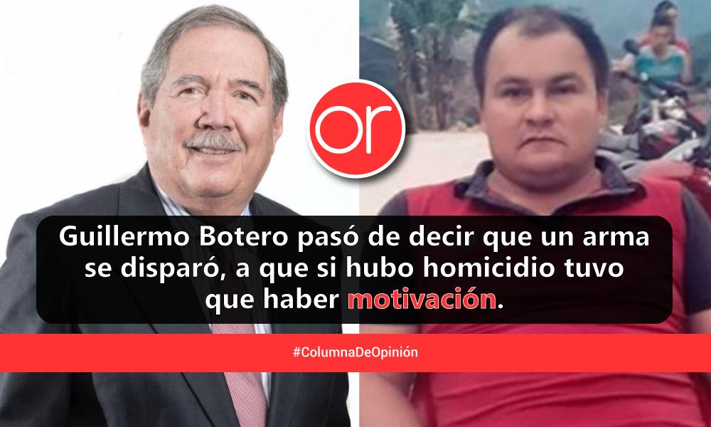Nada de lo que dice MinDefensa cuadra en el asesinato de Dimar Torres