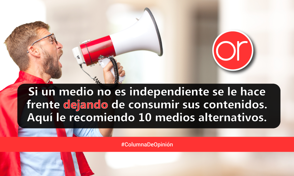 10 Medios alternativos e independientes en Colombia