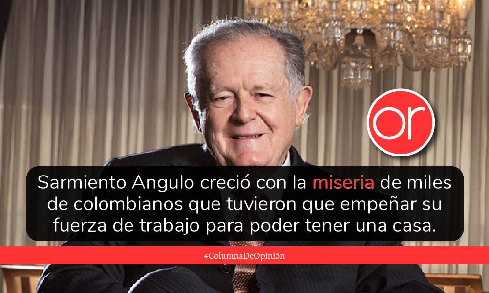 Luis Carlos Sarmiento Angulo, el hombre más poderoso del país