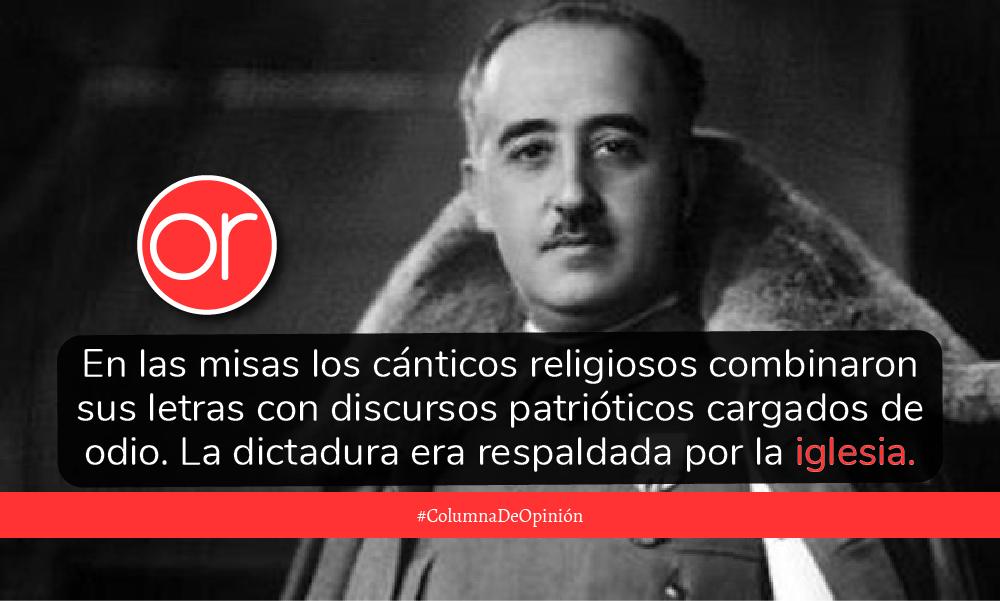 Francisco Franco o el corazón de la democracia española