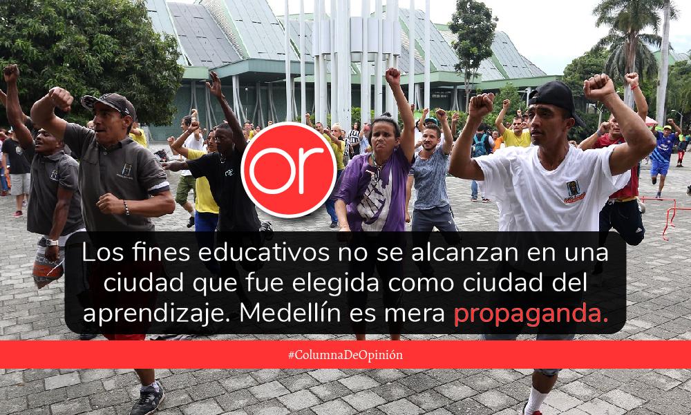 """La educación física en la ciudad del """"aprendizaje"""""""