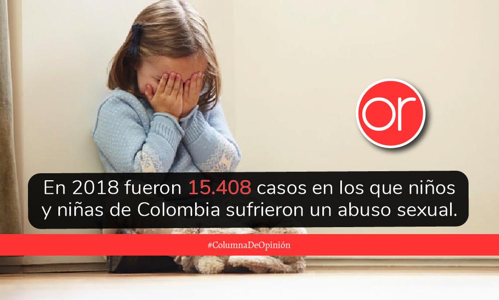 El infierno de muchos niños en Colombia
