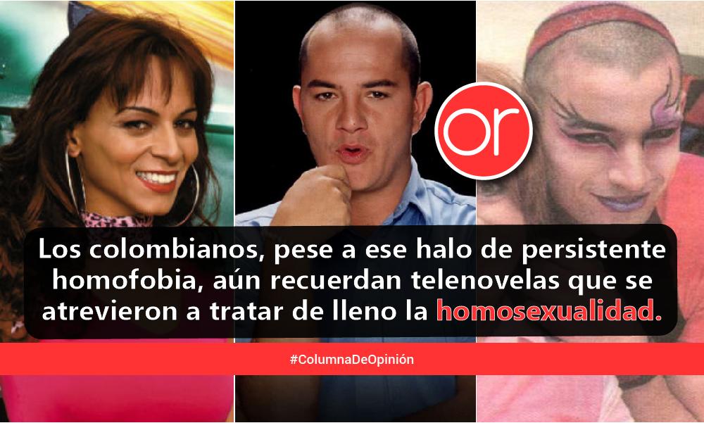 El espinoso tema gay en la TV colombiana